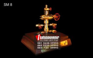 Souvenir Miniatur Well Head | Jual Souvenir Miniatur Well Head