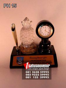 Plakat Jam Pen Holder Pemkab Bangka Selatan