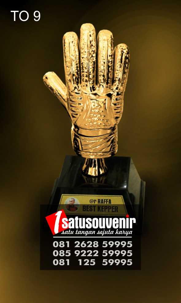 plakat piala trophy best performance