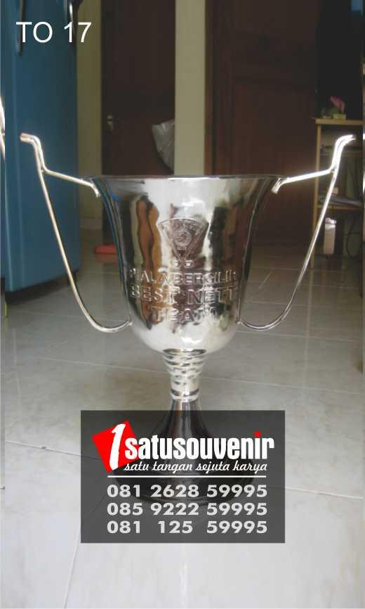 Plakat Piala Olahraga Elegan dan Murah