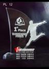 Plakat Laser Grafir YPK Cup