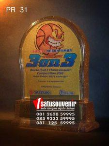 Plakat Resin Basketball & Cheersleader