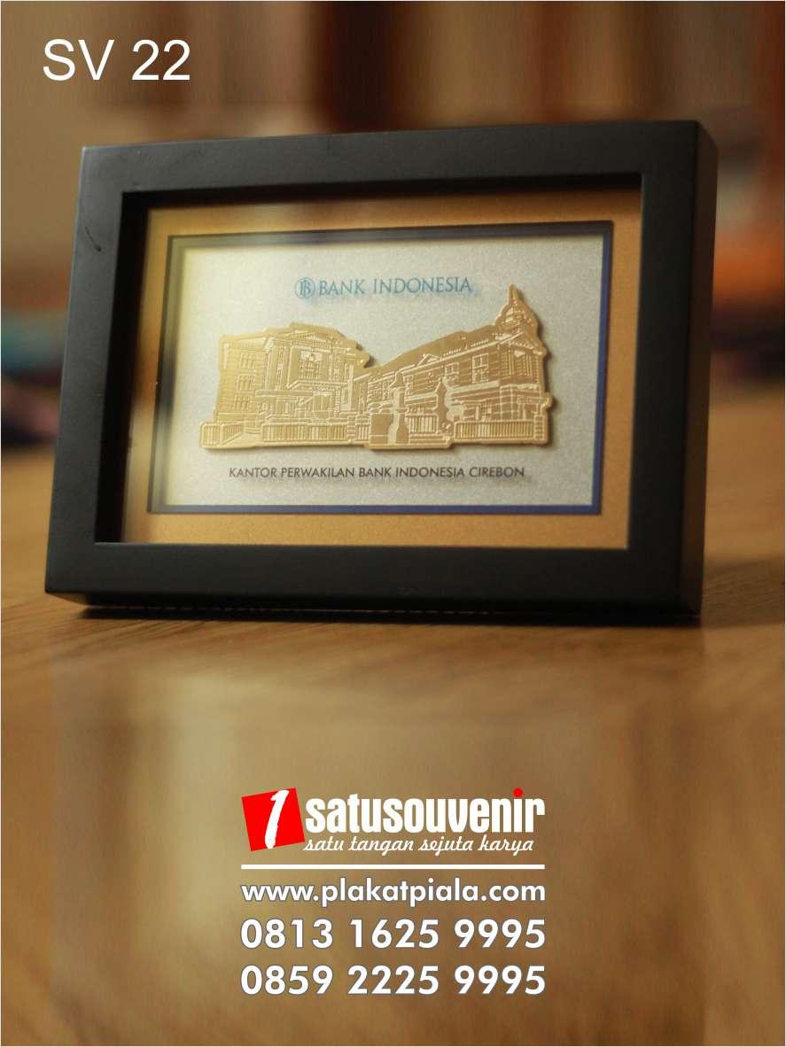 souvenir perusahaan bank indonesia cirebon