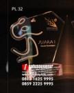 Plakat Laser Grafir Kejuaraan Lomba PT Jasa Marga (Persero)