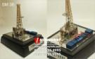 Souvenir Miniatur Tower Brothers Energy