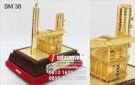 Souvenir Miniatur Akamigas Balongan