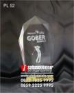 Plakat Laser Grafir Kejuaraan Golf Gober Eksklusif
