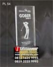 Plakat Laser Grafir Kejuaraan Gober Eksklusif dan Elegan