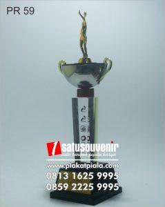 Plakat Resin Kejuaraan Piala Badminton Eksklusif