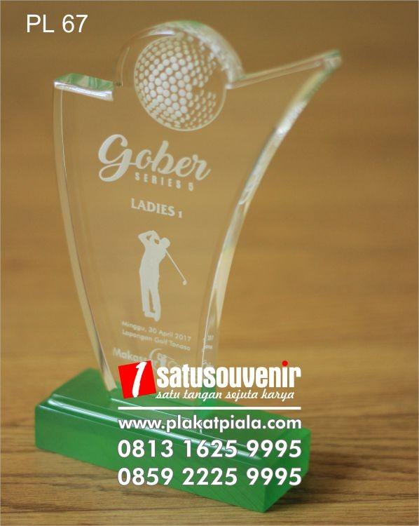 Plakat Laser Golf Gober Ladies