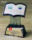 Plakat Resin Penghargaan ADIWIYATA Aceh
