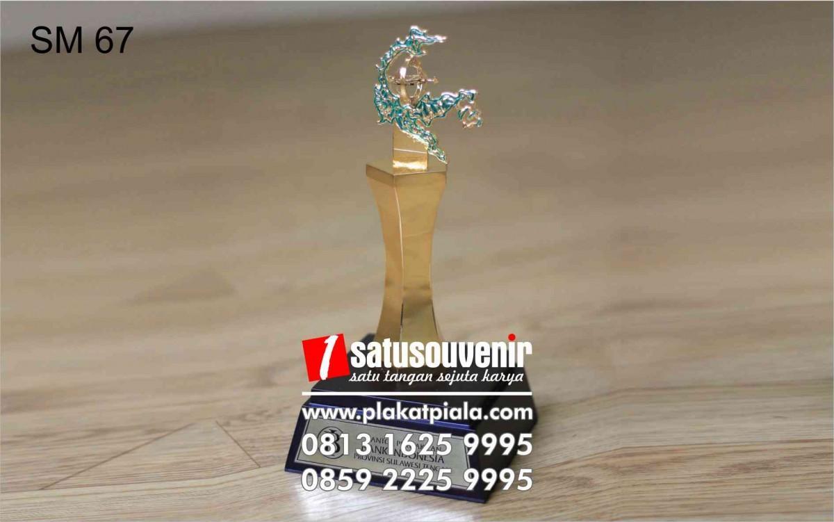 Souvenir Miniatur BI Sulteng Eksklusif Dan Elegan