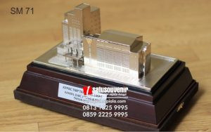 Souvenir Miniatur TMP Tanjungemas Eksklusif Dan Elegan