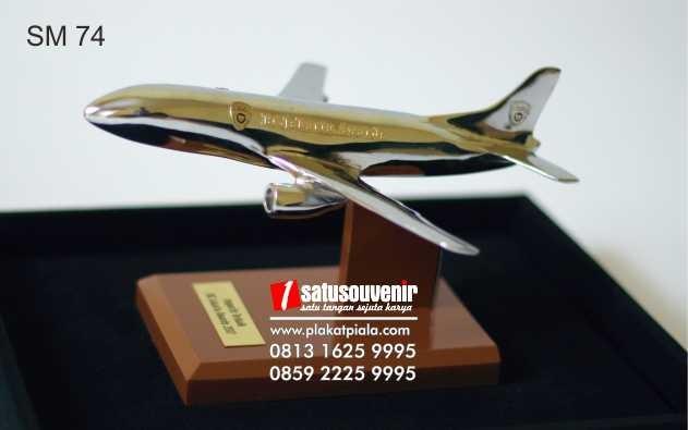 Souvenir Miniatur Bea Cukai Jakarta