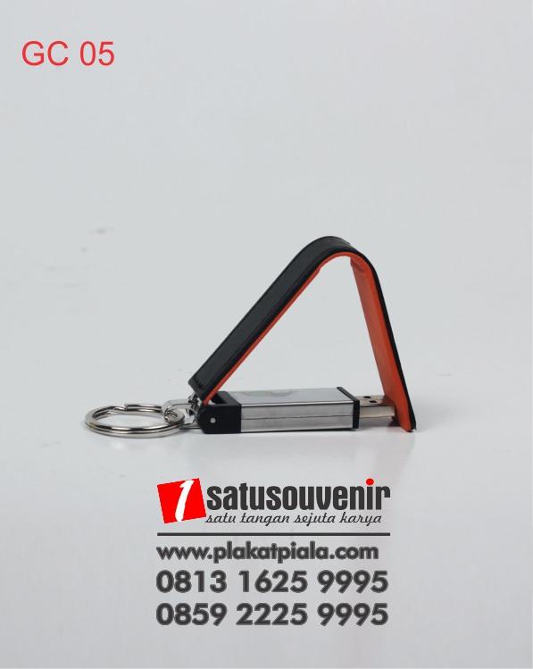 Corporate Gift Flashdisk Kulit Promosi