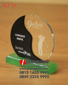 Plakat Trophy Golf Trophy Gober Series