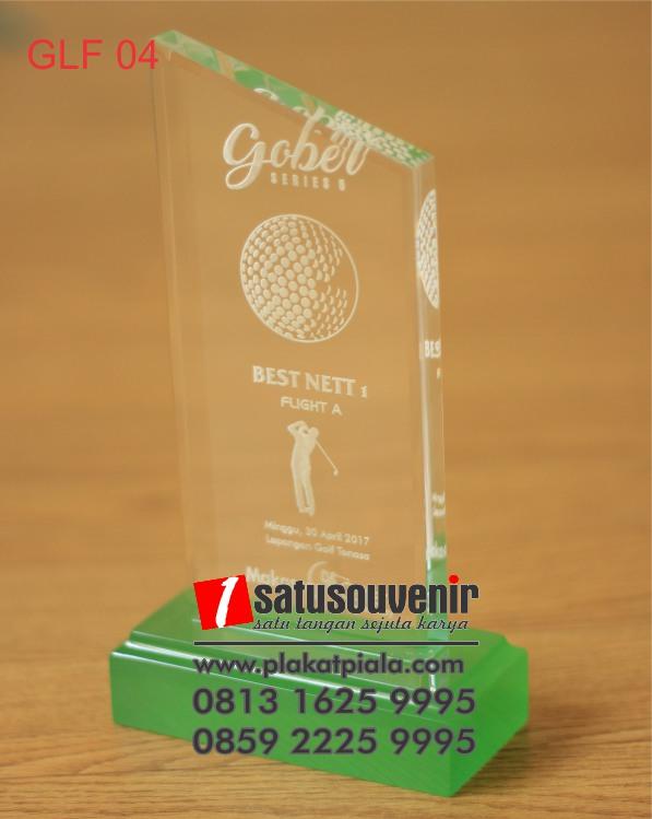 trophy golf akrilik gober