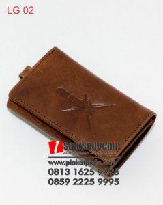 Leather Gift Gantungan Kunci Mobil Kulit